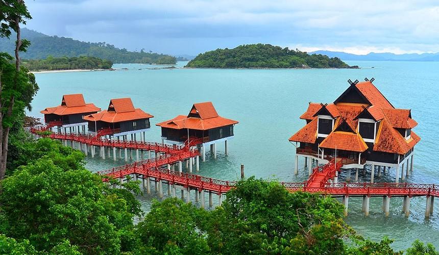 Berjaya Langkawi Resort Overwater Bungalows