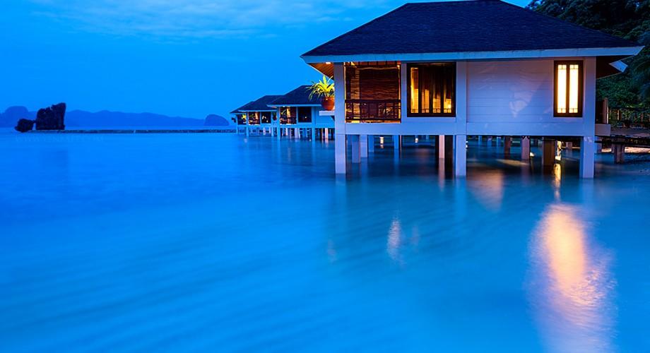 El Nido Lagen Island Resort Water Cottage