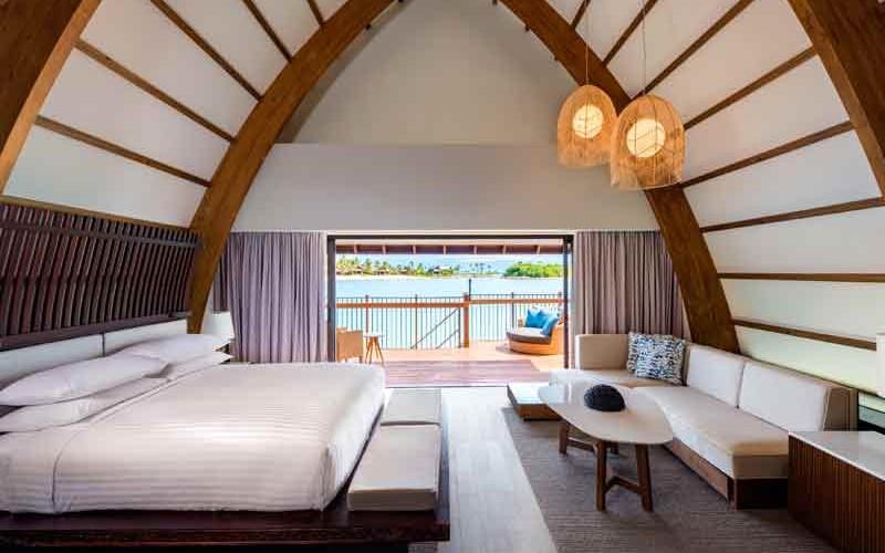 Fiji Marriott Resort Momi Bay Overwater Bungalows
